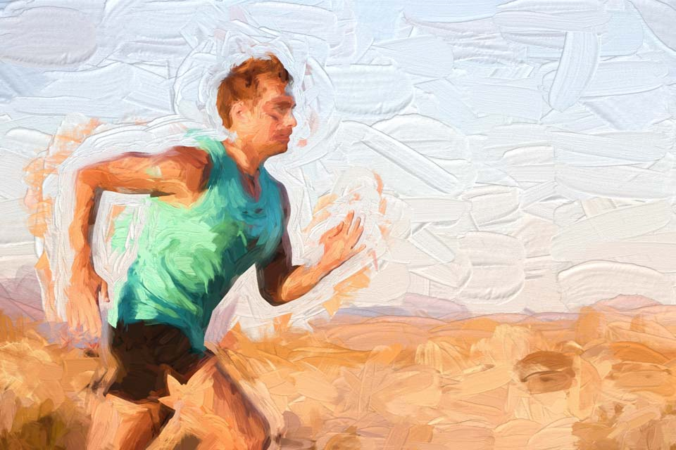 Running in the Desert